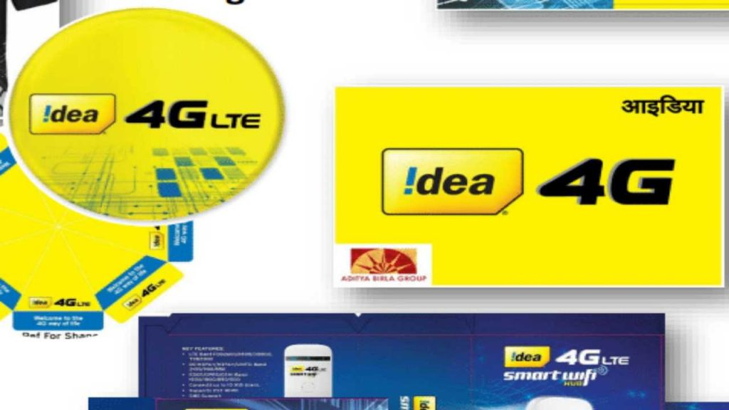 idea free 1 gb 4g trick