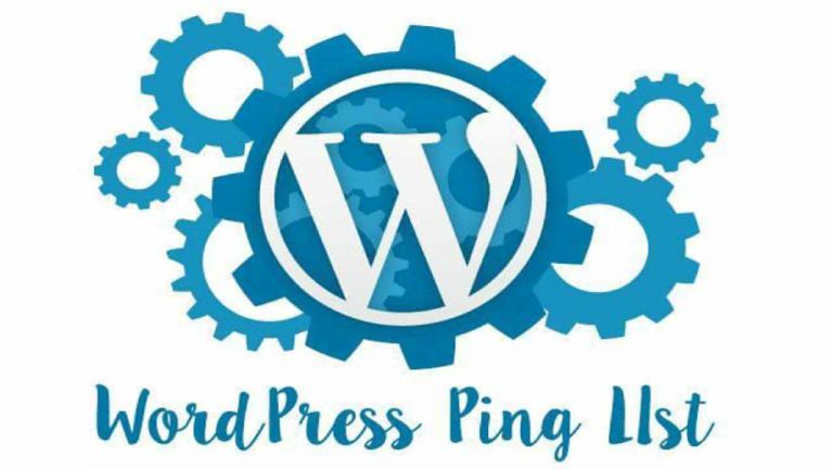 Latest WordPress Ping List 2021 for Quick Indexing
