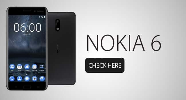 Nokia 6 android Smartphone Launched. Here is Specifications