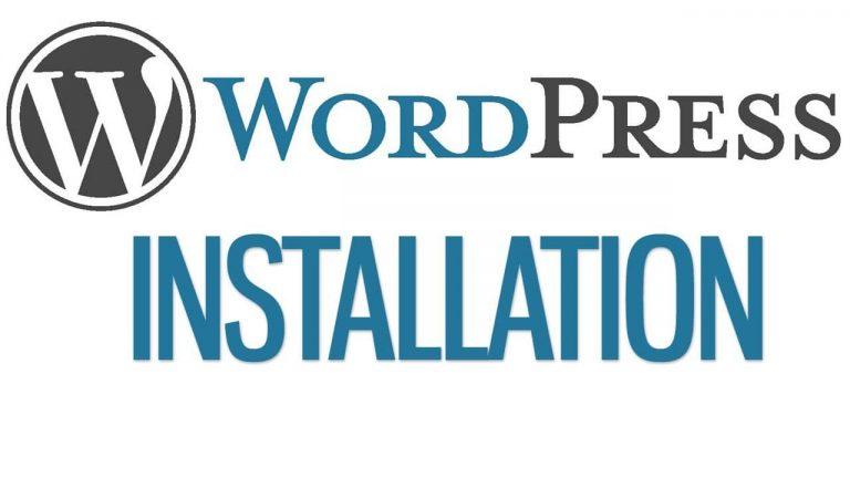 WordPress को cPanel Hosting में कैसे Install करें ।