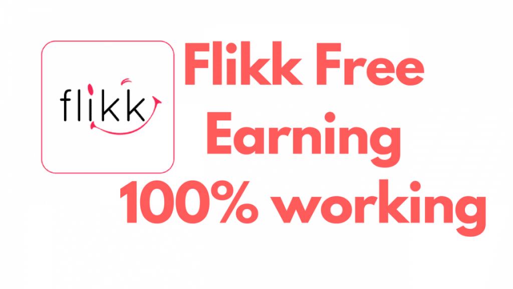 Flikk एप्प द्वार मुफ्त टॉकटाइम कमाये 1