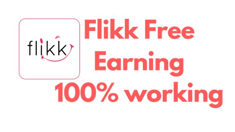 Flikk एप्प द्वार मुफ्त टॉकटाइम कमाये