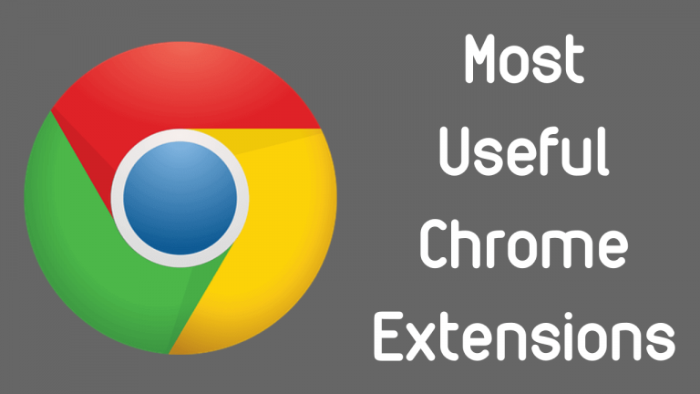 Top 10 Most Useful Chrome Extensions For Bloggers