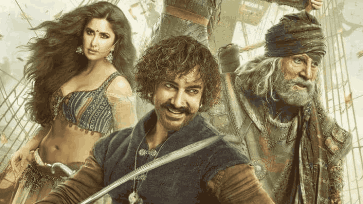 Thugs of Hindostan Full Movie Leaked Online in World4ufree and 9xmovie