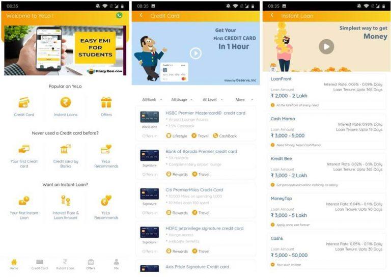 Yelo App – बैंक से चार लाख कर्ज़ कैसे पाएं?
