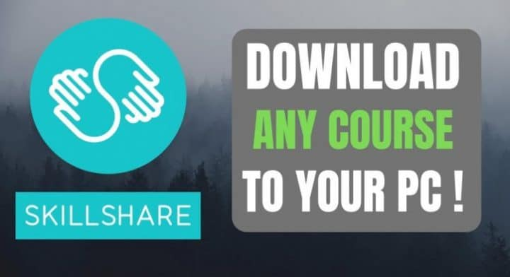 download courses from skillshare